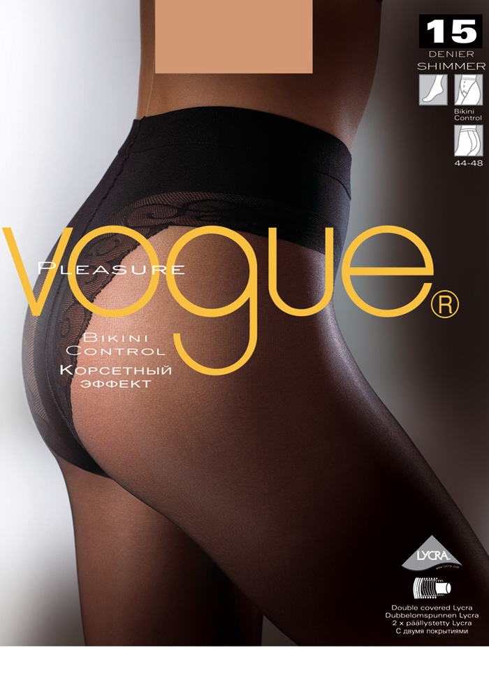 Vogue Pleasure Bikini Control