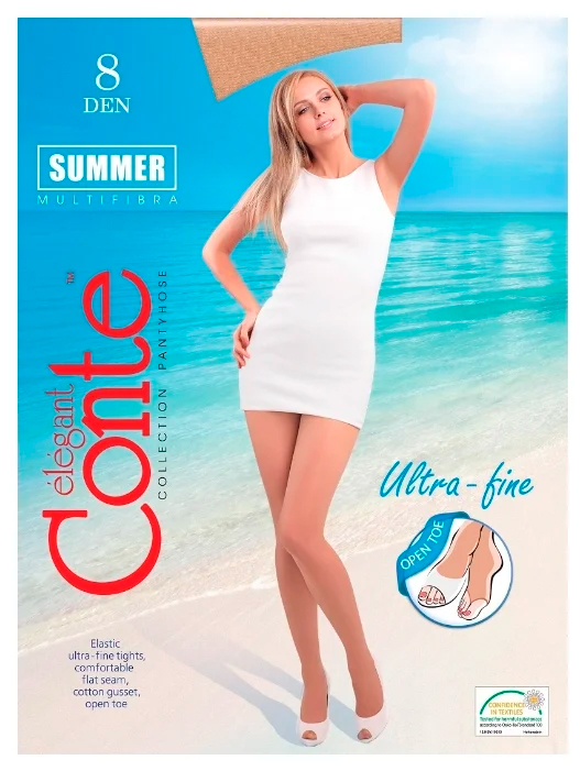 Conte Summer Open Toe