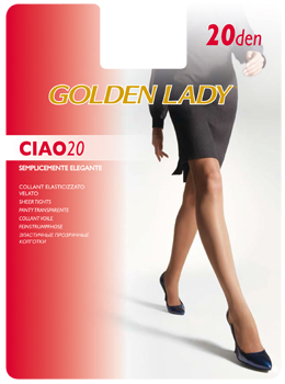 Golden lady - Ciao