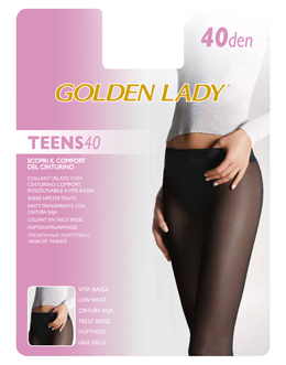 Golden lady Teens
