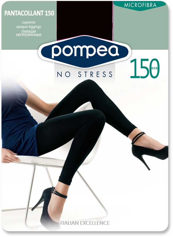 Pompea Leggins Panta Collant