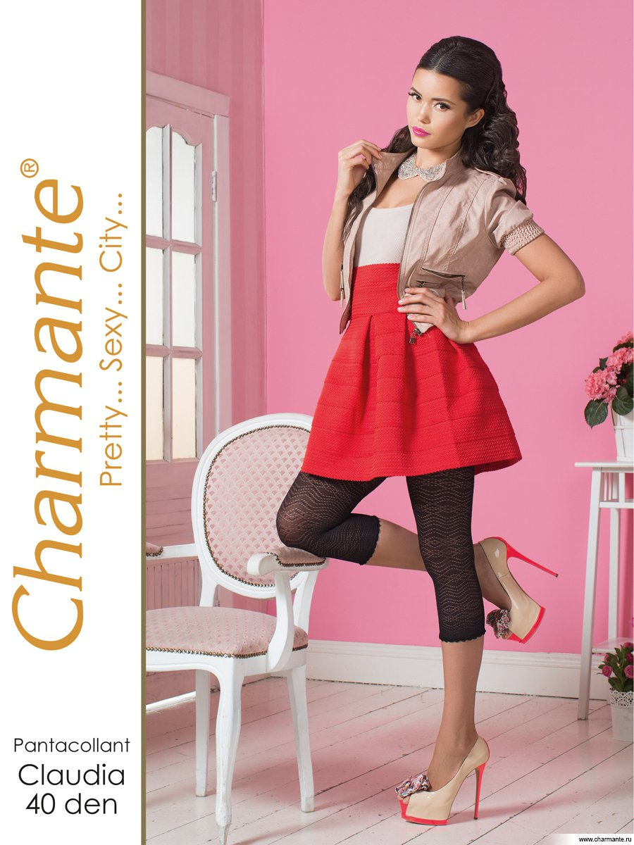 Charmante Claudia  pantacollant 40